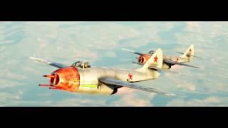 War thunder Short Film - MIG-9 comrades
