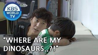 "Seungjae ""Where are my dinosaurs?!!"" [The Return of Superman/2018.10.14]"