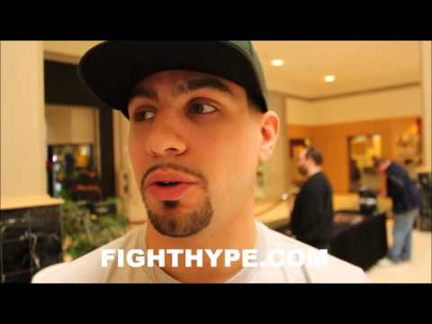 DANNY GARCIA BREAKS DOWN CANELO VS. KHAN; SAYS AMIR KHAN HAS THE PERFECT STYLE TO WIN