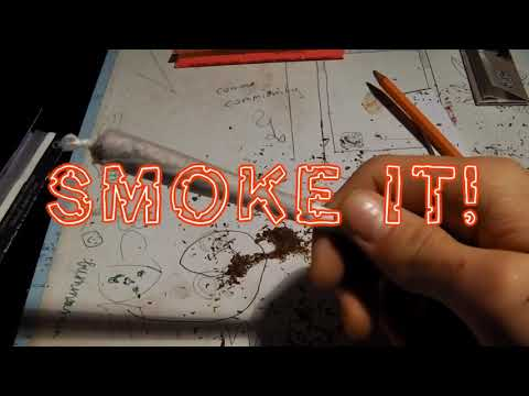 HD: How to roll a Joint Step by Step