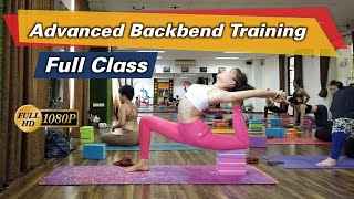 Advanced Backbend Training | Advanced Yoga | Yograja