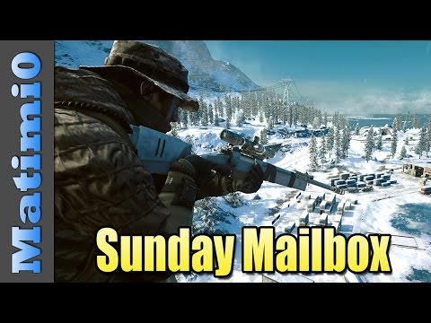 Bf4: Remove Counter Knife - Sunday Mailbox - Battlefield 4 video
