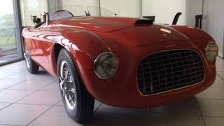 $15 million Ferrari 166 MM Barchetta(1949) Ferrari-Maserati dealership