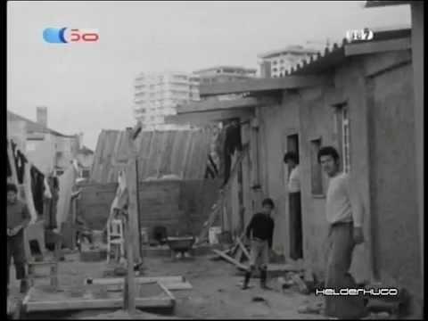 Almada Pragal e Costa da Caparica nos Anos 60/70 no Conta-me Como Foi RTP