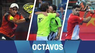 Resumen Octavos de Final (Tarde) Valladolid Open 2018