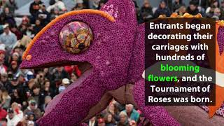 The History Of The Rose Parade