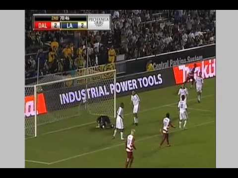 FC Dallas at Los Angeles Galaxy - Game Highlights 09/12/09 Video