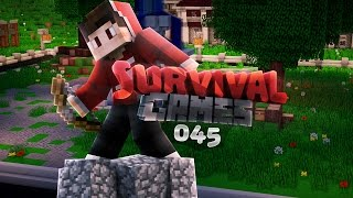 Minecraft Survival Games [MCSG] #045: MOTION BLUR IN A TEXTURE PACK