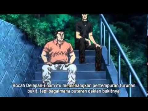 New Initial D Movie Legend 3 Mugen 2 sub indo