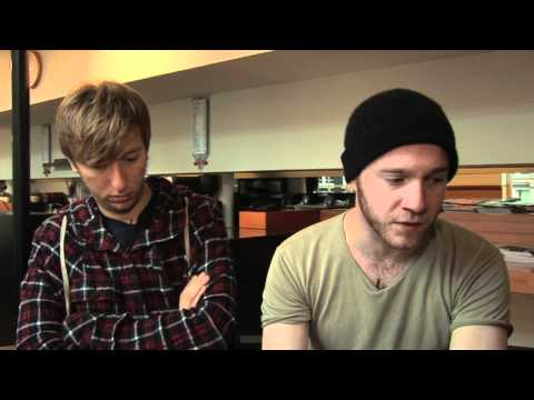Wild Beasts interview - Chris Talbot and Tom Fleming (part 4)