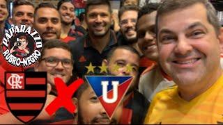 Pré-Jogo: Flamengo x LDU! Fábio Luciano diz que vai ser 3x0! Famílias vão ao Ministério Público!