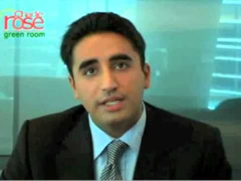 Bilawal Bhutto Zardari discusses political dynasties in Pakistan