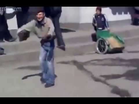 Uzbek Funny Michael Jackson video