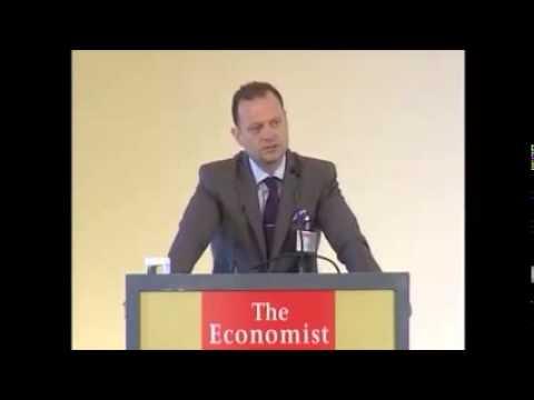 Πάνος Ξενοκώστας   Η Ελλάδα ως Προορισμός Επενδύσεων - THE ECONOMIST