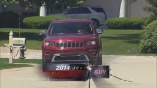 Comparison Test: ,000 SUV Challenge