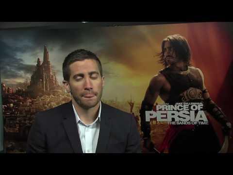 Prince of Persia - Jake Gyllenhaal Interview