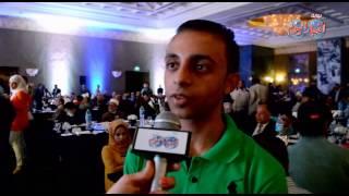 ابن الراحل خالد عبد الوهاب يتحدث عن شعوره لاستلام الجائزة عن والده