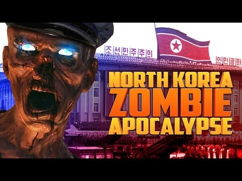NORTH KOREA ZOMBIE APOCALYPSE ★ Left 4 Dead 2