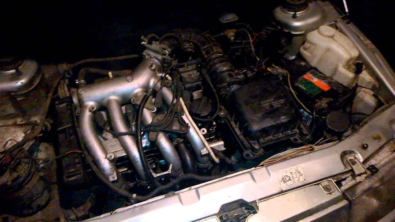 Диагностика двигателя 21124 своими руками
