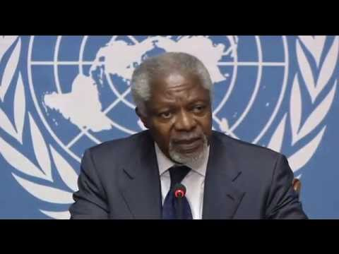 WORLDMAGNUM: SYRIA: UN ACTION GROUP: NEW PEACE PLAN: Geneva 30June PT2