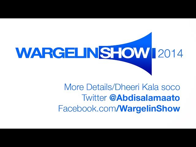 Wargelin Show is Coming Back 2014