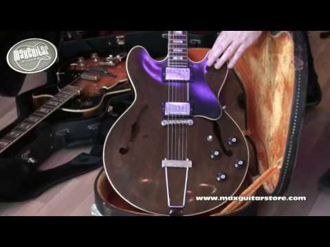Max Guitar Store - ES 150, Tal Farlow, Es 350T, L4, George benson
