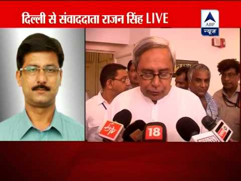 Third Front is a very healthy option: Naveen Patnaik