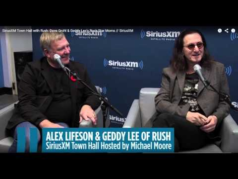 Rush - SiriusXM Town Hall Interview with Michael Moore (2015-11-25)