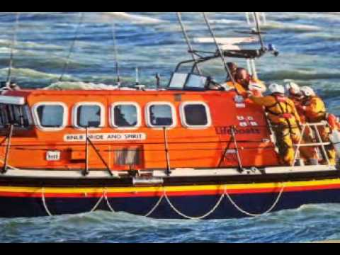 Dungeness RNLI Lifeboat - Pride and Spirit 2012