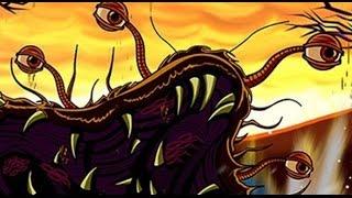 Video clip 6 quái thú huyền bí trong truyền thuyết Nam Mỹ