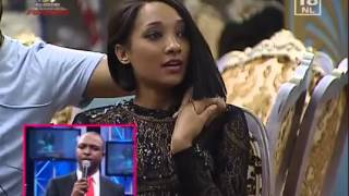 Talia Please Leave The House   Big Brother Africa StarGame   Africa's Top Reality TV Show