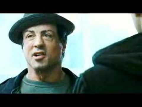 Rocky 6 Meeting with Robert Balboa Movie Video Clip Video