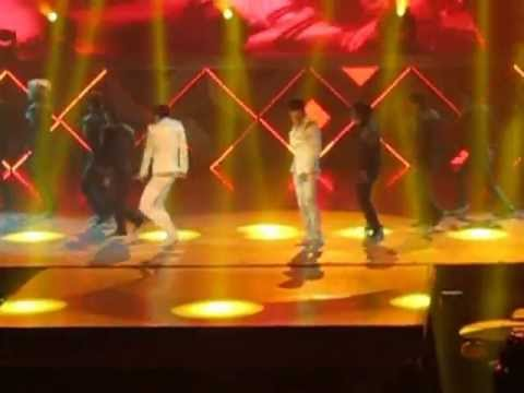 [fancam] 130518  DBSK Catch Me tour Kuala Lumpur - Rising Sun