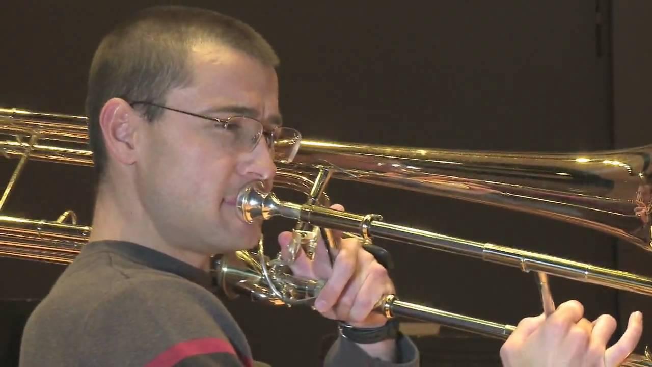 Contrabass Trombone in f Contrabass Trombone Saint