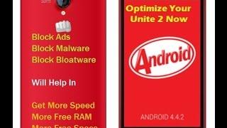 Micromax unite 2 Easy Block Ads and Block Malware URL & Stock Bloatware Removal