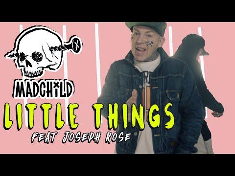 Madchild Ft. Joseph Rose Little Things rap music videos 2016