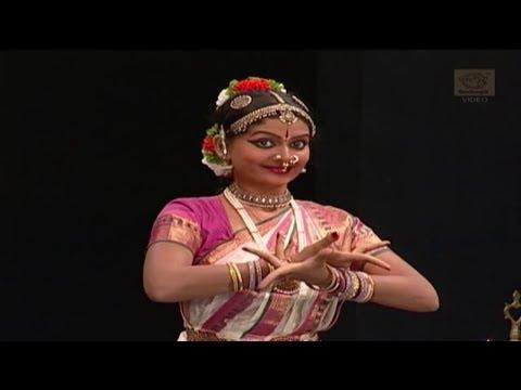 Madura Thillanas In Bharatanatyam - Hamsanadham (in Praise Of Lord Krishna) video