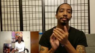 BLACK PEOPLE AND ANIME Reaction