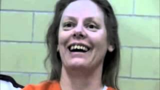 Serial Killer of 7 Men- Aileen Wuornos - Totally Insane A Day Before Her Execution