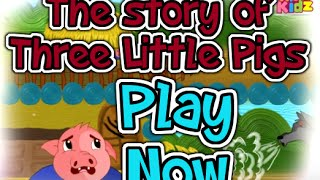 The Story of Three Little Pigs - English