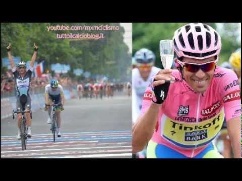 Giro d'Italia 2015 alla Radio - Arrivo 21° Tappa (TORINO - MILANO) da Radiouno RAI
