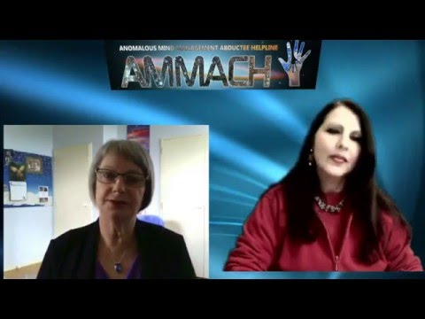 #61 The AMMACH Files radio show with Experiencer/Researcher from New Zealand, Suzanne Hansen