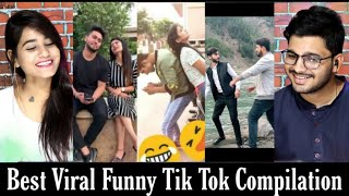 Best Viral Funny Tik Tok Compilation Reaction | Must Watch