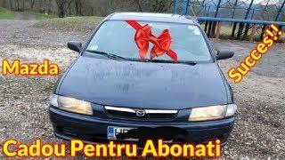 Prezint masina pe care o dau cadou !!!
