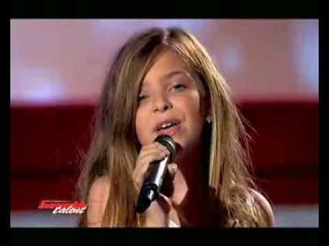 Talents4eva Starz4sure - Caroline Costa   Hurt By Christina Aguilera - Www.myspace carolinecosta video