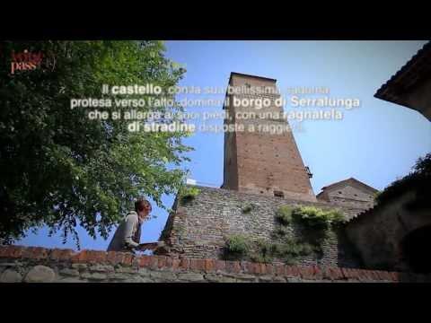 Itinerario con BMW nelle Langhe - Serralunga - Monforte - Barolo