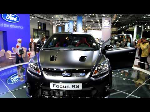 Ford Focus Rs 500. Ford Focus RS 500 - AMI 2010