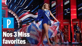 Miss France 2020 : voici nos trois favorites