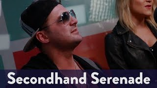 "Secondhand Serenade - ""Lost"" (Live) | KiddNation"