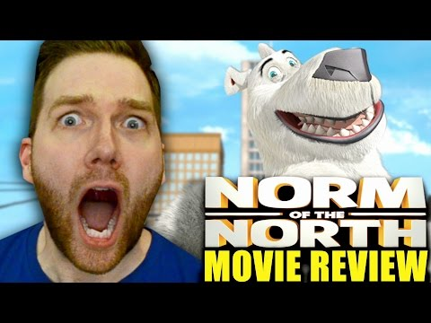Norm of north full movie